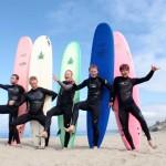 Santa Cruz Surf lessons and Surf camp