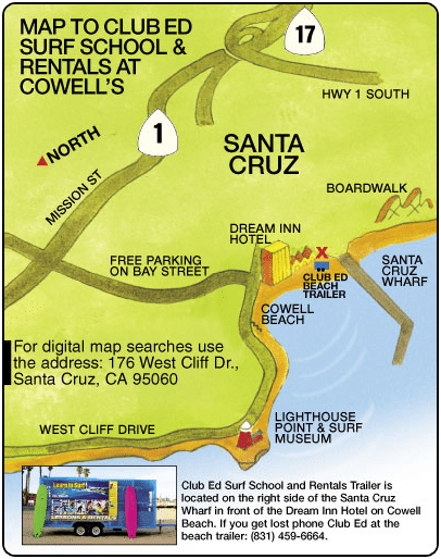 cowells surf camp