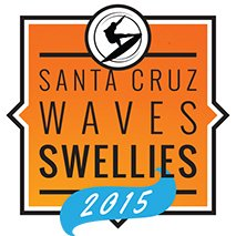 Santa Cruz Waves Swellies - CA