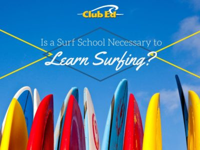 Is a Surf School Necessary to Learn Surfing