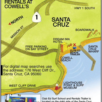 cowells surf camp